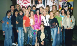 Academia Blondi Hairdesign Promotia 2005