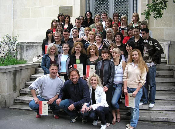 Academia Blondi Hairdesign Promotia Mai 2006