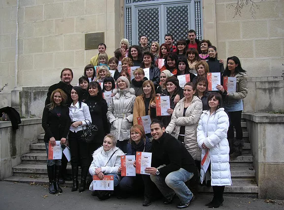 Academia Blondi Hairdesign Promotia Ianuarie 2007